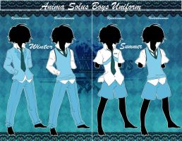 Anima Solus - Boys Uniform by Mifuu