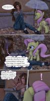 A Reunion with Fluttershy (Part 3) by Axel-Doi