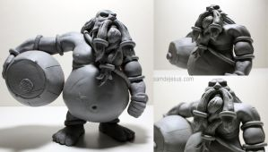 gragas, 3rd edition by samdejesus