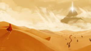 The Long Journey Ahead by Nakubi