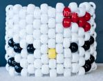 Hello Kitty - Kandi Cuff - SM/ME by RainbowRunnersLtd