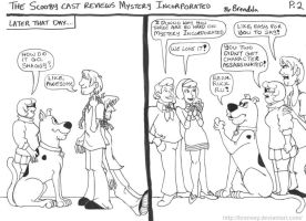 Velma and Scooby's revenge_02 by brensey