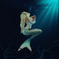 Slawa Mermaid by byggiy