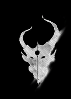 Demon Hunter Typography by No121Else