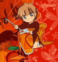 Syaoran - Sweet Honey by CuteSherry