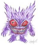gengar for Sepiolith by Drache14