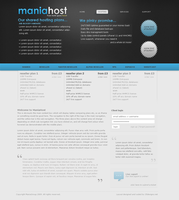 Web hosting design by jackinnes