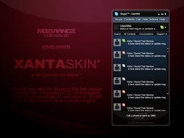 XANTASKIN by MDEVIANCE