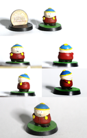 MS6 001 Cartman by TheMiniverse