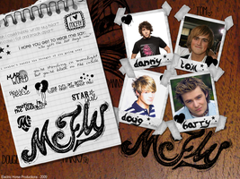 McFly Wallpaper 1 by ElectricHorse