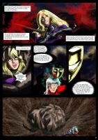 Justice League - Initiations (19) Hope ? by adamantis