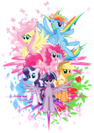 Harmony by flamevulture17