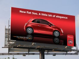 Outdoor fiat500 versao 2 by Nunosk8