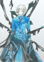 Pandora Hearts : Elliot Nightray by DrawIfAffinity