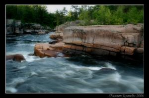 Pabineau Falls by ShanKnow