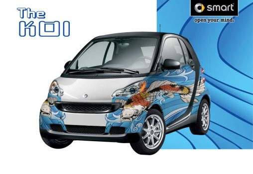 The Koi- Smart Car by Qi-Li