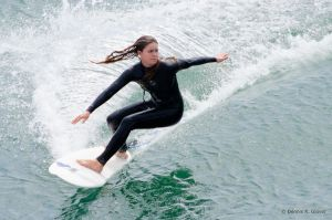 Surfer Girl by Thorvold