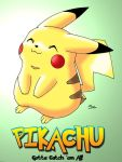 What can i say.. Pika Pi by Cybermario