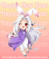 Happy new 2011 by Rolly-Chan