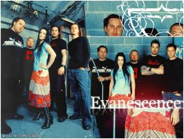 Old Evanescence by ObsessionSweet