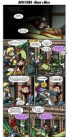 Y2R4 Makin a Mess - Pg01 by tazsaints