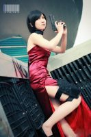 Ada wong cosplay by boomjoy
