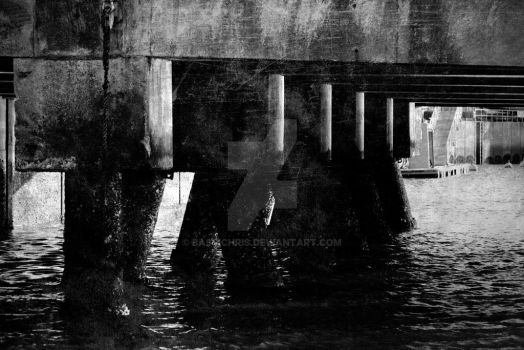 Under the Pier by bassichris