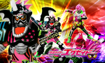 Kamen Rider Ex-Aid Hunter Action Gamer Level 5 by malecoc