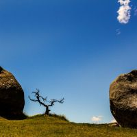 Castle Hill Boulders 2 by hesitation