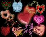Hearts Collection by juliazip