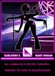 LIMBO GEM CLUB EVENT 2: Giant Woman by Pikokko