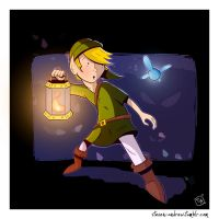 It's Dangerous To Go Alone by steven-andrew