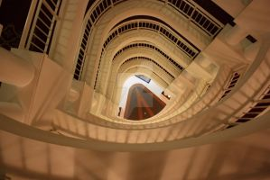 Downward Spiral by lighthousegraphics