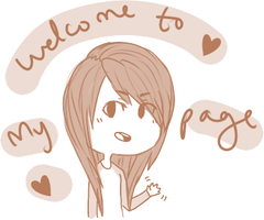 Welcome! by Ibaru