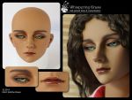 DollShe Rosen faceup by scargeear
