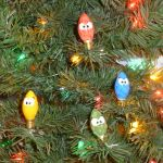 Twinklie Christmas Decorations by DragonKazooie89