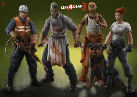 Left3dead3 by blouson