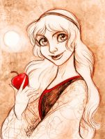 Princess Eilonwy by MistyTang