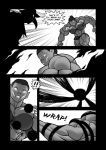 Forbidden Frontiers 110 What sorcery is this!? by Pokkuti