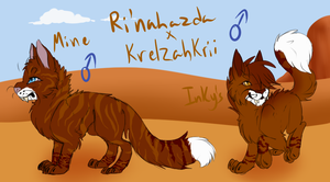 Bedouin Pride    Litter 2    Closed by Amiookamiwolf