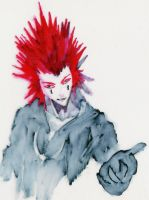 Axel by animerocks16