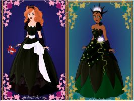 Gothic Princesses (Disney) part 8 by Missgagagothlawyer