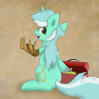 Hey, can you hand me that? -Altered LiteV- by Muffinsforever