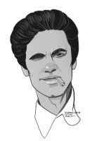 Daily Sketches Lt. Columbo by fedde