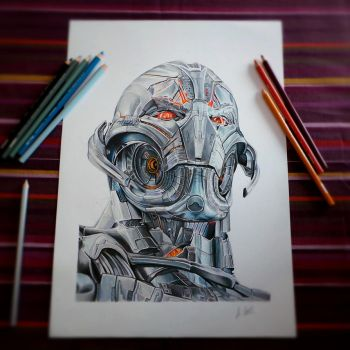 Ultron by AlessandroConti