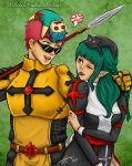 Another hat!? Girls... by XxEstelxX
