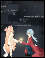 :G: To Yamio: The Gift of Light by chuguri