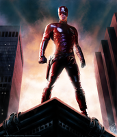 DAREDEVIL by jackegiacomo