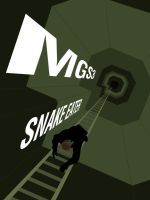 Metal Gear Solid 3: Snake Eater minimalist poster by Tolkoto