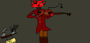 Sorrowful Violin by TheUltimateSpiderFan